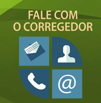 Fale com o Corregedor